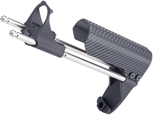 Wolverine Airsoft WRAITH AERO Gen 2 PDW Stock for MTW M4 Airsoft Rifles
