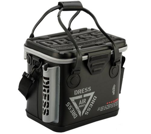 DRESS Bakkan Mini +PLUS Tackle Bag w/ Built-in Rod Holder