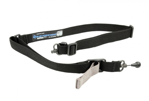 Vickers 2 To 1 Push Button Sling Black