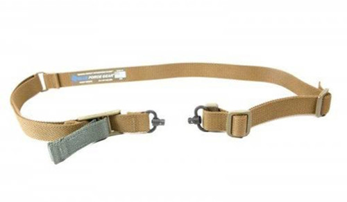 Vickers Sling Dual Push Button Coyote Brown