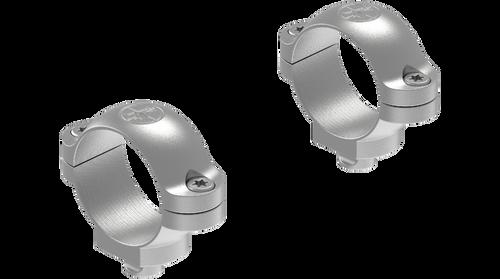 "Leupold QR 1"" Low Rings Silver"