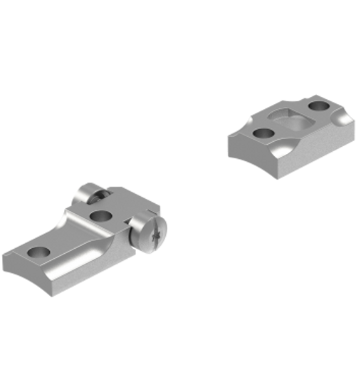Leupold STD Browning A-Bolt LR 2-PC Base Silver