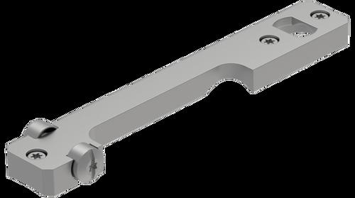 Leupold STD Remington 700 RH-SA 1-PC Base Silver