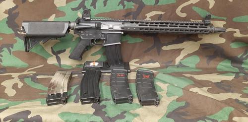 A&K STW M16 (Systema Clone) - Boneyard