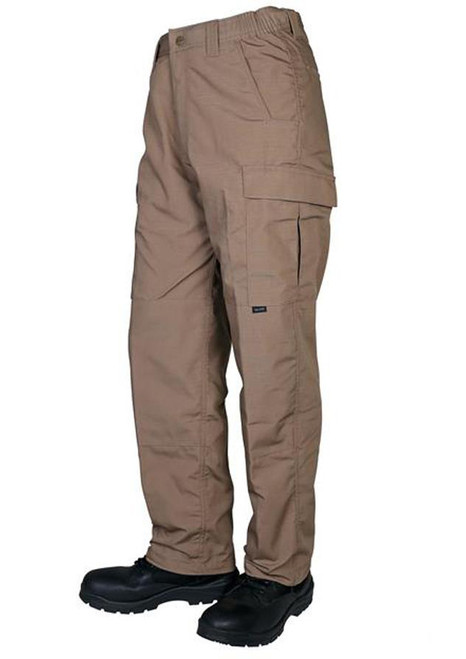 Tru-Spec 24-7 Men's Simply Tactical Cargo Pants (Color: Coyote)