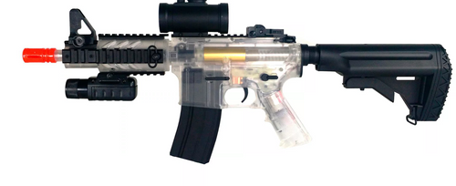 ASG DS4 CQB Entry Level Full Size M4 Airsoft LPAEG Electric Rifle Combo