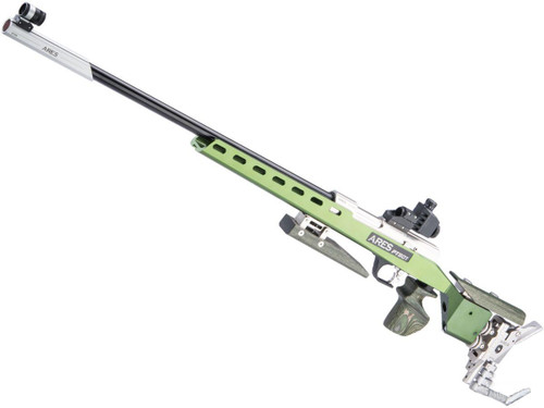 ARES Precision Target Shooting Rifle Bolt Action Sniper Rifle (Color: Green)