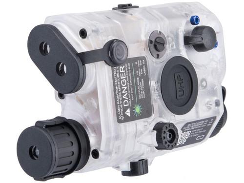 Element PEQ-15 LA-5C UHP Laser and Flashlight Device (Model: Green Laser)