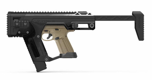 SRU PDW Conversion Kit for Action Army AAP-01 Gas Blowback Airsoft Pistol