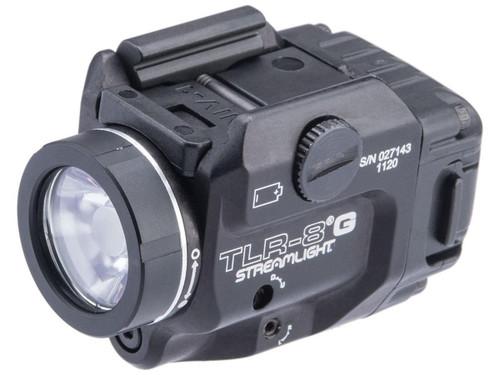 Streamlight TRL-8 G Weaponlight w/ Green Laser and Side Switch