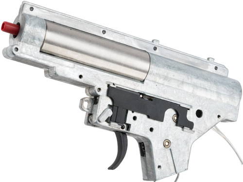A&K Complete Metal Gearbox for SR25 Series Airsoft AEG Rifles