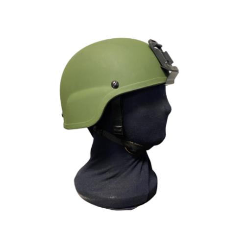 MSA Gallet 2000 Helmet w/ Rhino Mount (Medium)