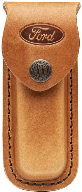 Ford Sheath Brown Leather
