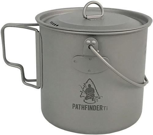 Titanium Bush Pot 1100ml