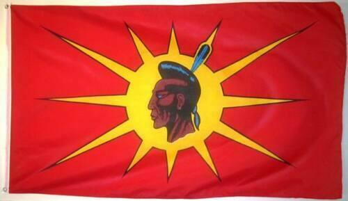 Mohawk/Oka Native Banner
