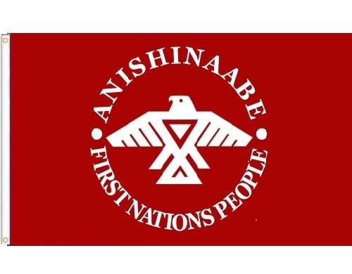 Anishnaabe Flag