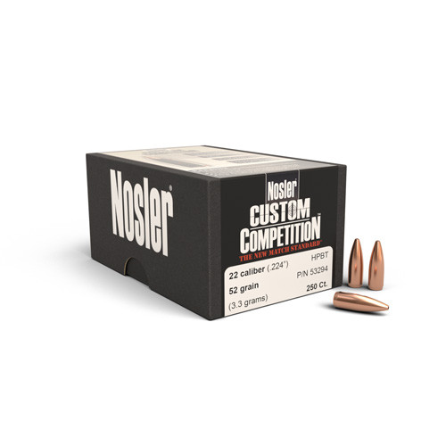 .224 Dia 52Gr Hpbt(250Ct) Custom Competition