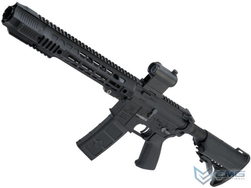 EMG SAI GRY Gen. 2 Forge Style Receiver AEG Training Rifle w/ JailBrake Muzzle and GATE ASTER Programmable MOSFET (Model: SBR)