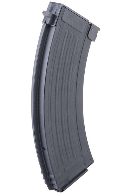 G&G 60rd Standard Metal Mid-Cap Magazine for RK and AK Series Airsoft AEGs