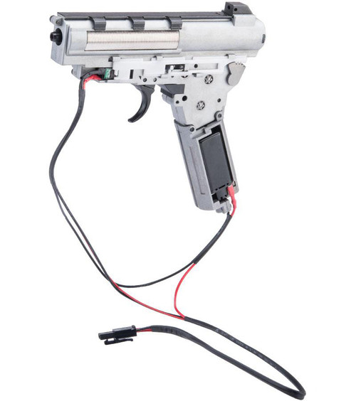 LCT LCK47 9mm Bearing Gear Box w/ MOSFET & Switch Assembly (Model: Wired To Buttstock)