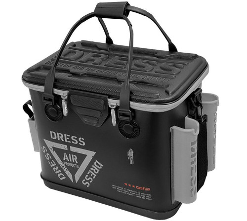 DRESS Bakkan +PLUS 34L Tackle Bag w/ Rod Holder