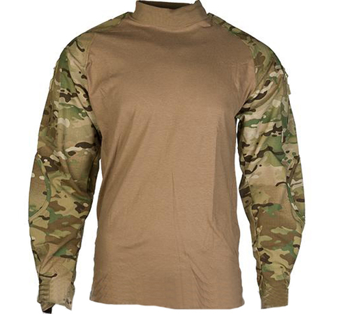 Tru-Spec Tactical Response Uniform Combat Shirt (Color: Multicam)