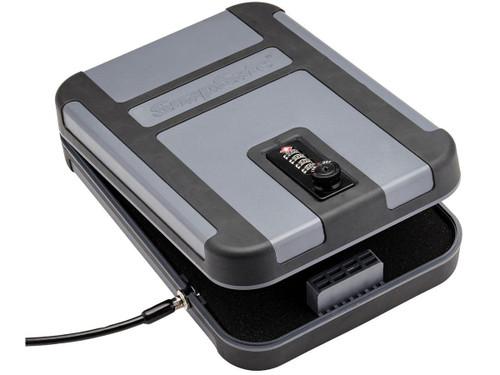 SnapSafe TrekLite X-Large TSA Compliant Combination Lockbox