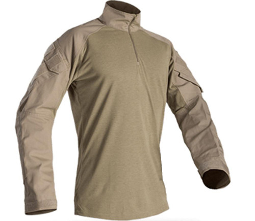 Crye Precision G3 Combat Shirt (Color: Khaki)