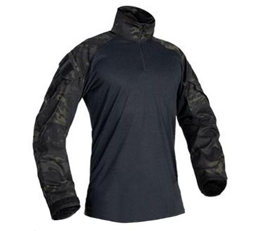 Crye Precision G3 Combat Shirt (Color: Multicam Black)