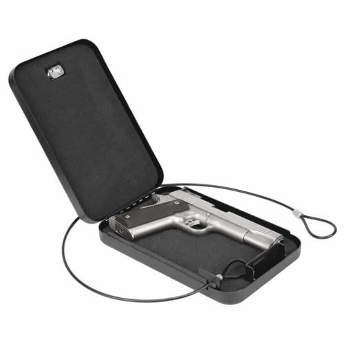 Large Handgun Vault Key Lock