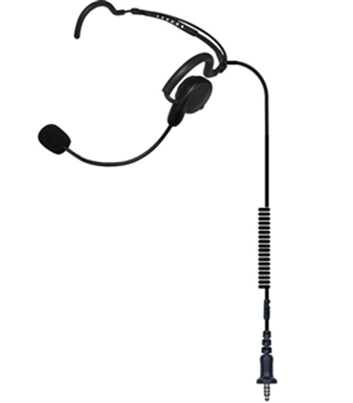 """Code Red Headsets """"Close Quarters Battle"""" w/ Boom Microphone Headset"""