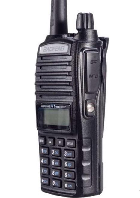 BaoFeng UV-82C Dual-Band Two-Way Ham Radio