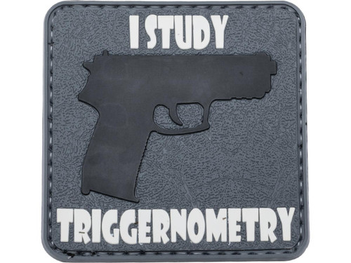 """5ive Star Gear """"Triggernometry"""" PVC Morale Patch"""