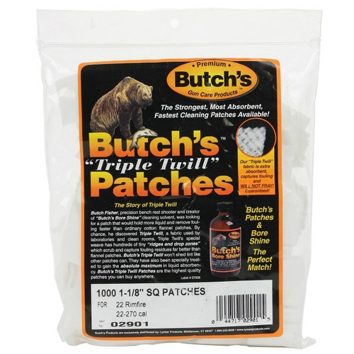 Butch's Patches 22-270 Cal Per/1000