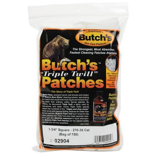 Butch's Patches 270-35 Cal Per/750
