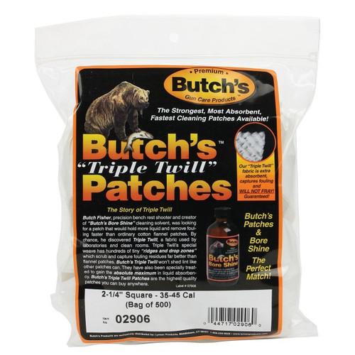 Butch's Patches 35-45 Cal Per/500