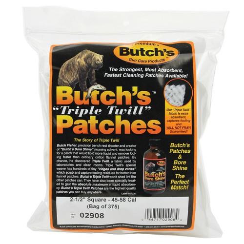 Butch's Patches 45-58 Cal Per/375