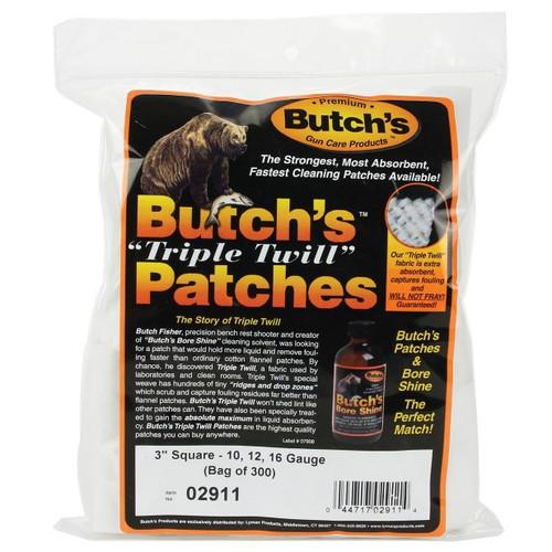 Butch's Patches 10/12 Gauge Per/300