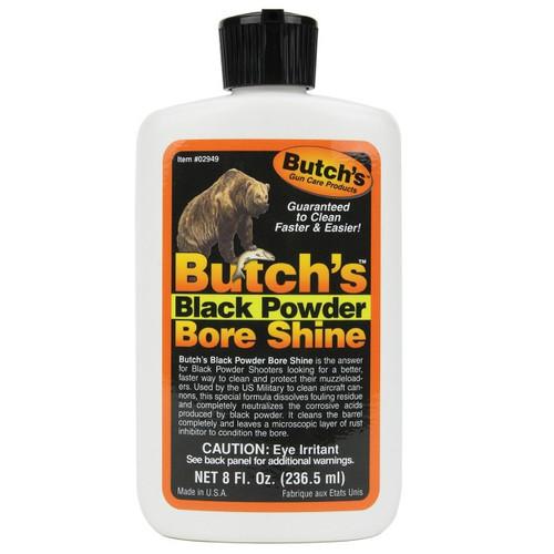 Butch's Black Powder Bore Shine 8 Oz.