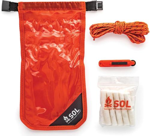 Fire Lite Kit in Dry Bag