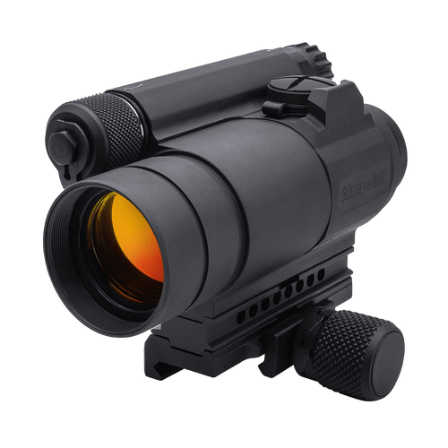 Aimpoint CompM4 2 MOA Red Dot Reflex Sight w/Standard Spacer & QRP2 Mount