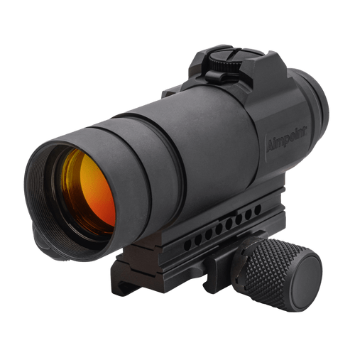 Aimpoint CompM4s 2 MOA - Red Dot Reflex Sight w/Standard Spacer & QRP2 Mount