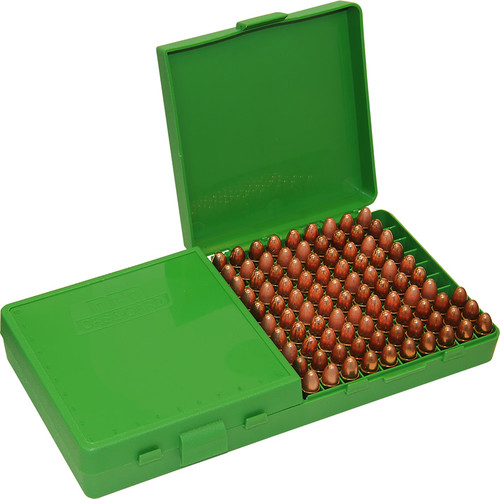 Pistol Fliptop 200Rd 9Mm Green