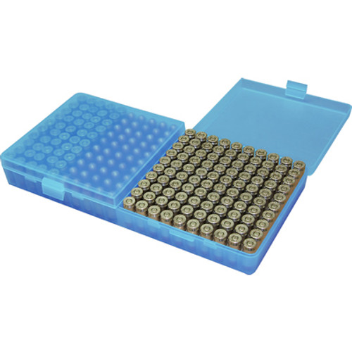 Pistol Fliptop 200Rd 9Mm Clr Blue