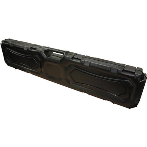 "Single Scoped Rifle Case 51"" Blk"