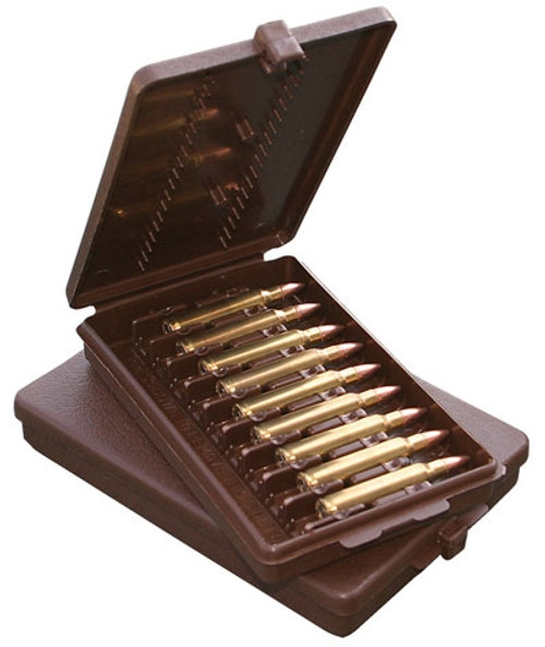 Rifle Ammo Wallet - 9 Rd. Brown