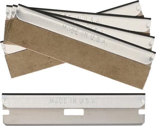 Single-Edged Razor Blades