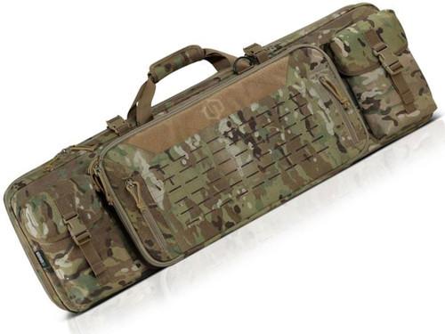 "Savior Equipment ""Urban Warfare"" Double Rifle Case (Color: Multicam / 46"")"