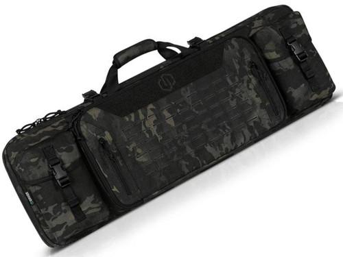 "Savior Equipment ""Urban Warfare"" Double Rifle Case (Color: Multicam Black)"