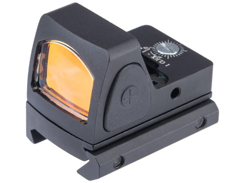Matrix Quick Dot Sight Low Profile Micro Red Dot Sight